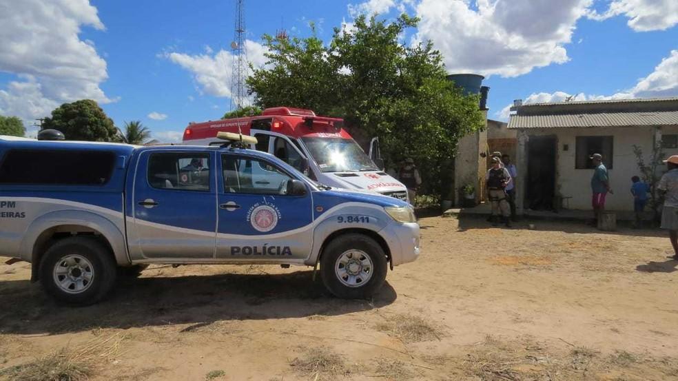 Caso é acompanhado pela Delegacia da cidade.  — Foto: Blog Braga