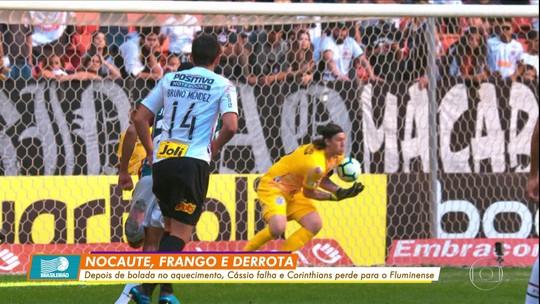 """Caio Ribeiro diz que Corinthians vai brigar em cima no Brasileirão, mas avisa: """"Cria muito pouco"""""""