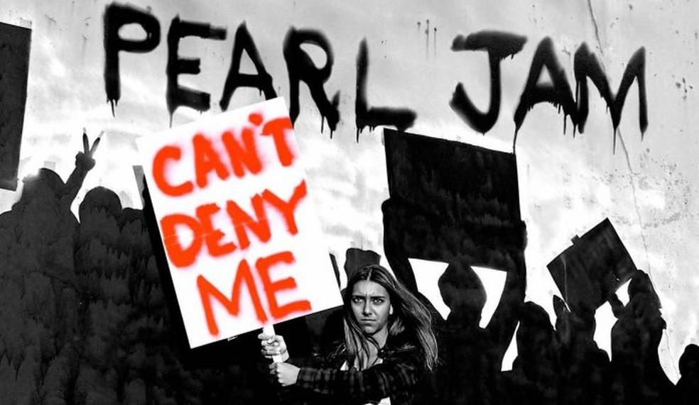 Pearl Jam partilham uma nova música após cinco anos