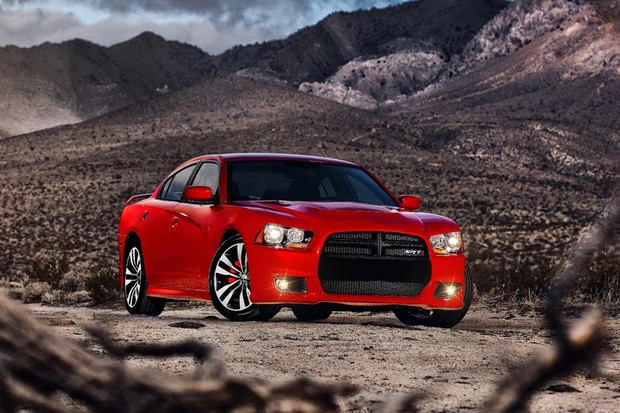 Dodge Charger SRT8 (Foto: Chrysler)