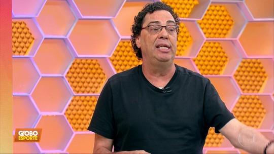 """Casagrande comenta doping de Gonzalo Carneiro no São Paulo: """"Não é trapaça, é caso de doença"""""""