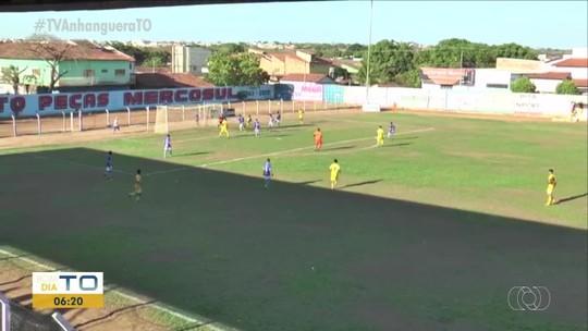 Tocantinense Sub-19: veja os gols da primeira rodada do returno