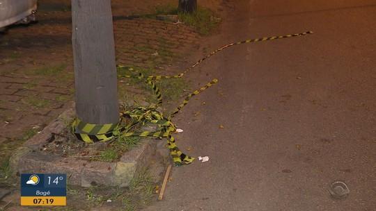 Motorista da Prefeitura de Erval Grande é baleado durante assalto em Porto Alegre