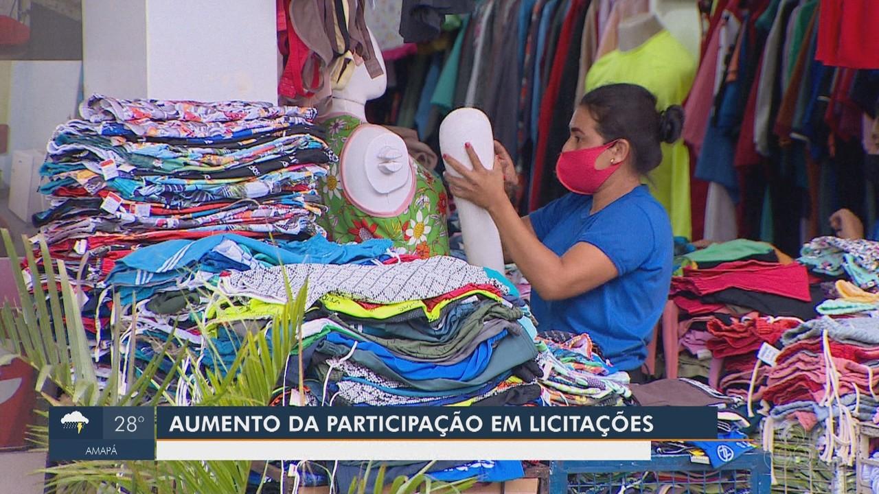 Proposta busca aumentar participação de empresas do Amapá em licitações públicas