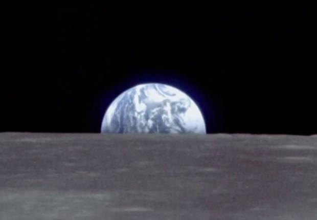 Terra (Foto: Nasa via BBC)