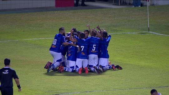 """Decisivo contra o America, Luan comemora gol: """"Trabalho resulta nisso"""""""