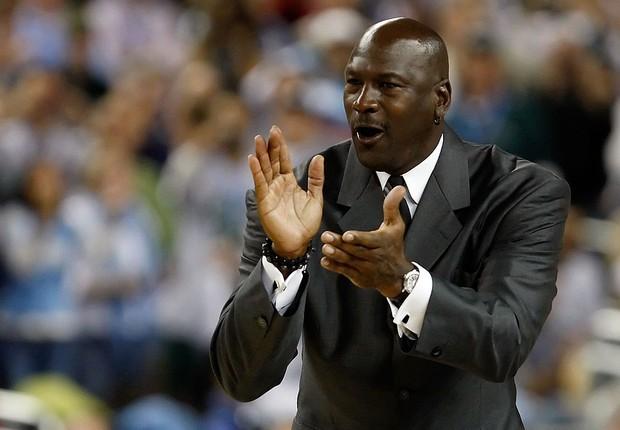 Michael Jordan (Foto: Streeter Lecka/Getty Images)