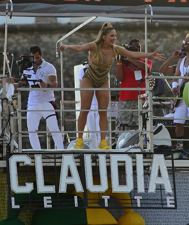 Claudia Leitte (Foto: Agnews)