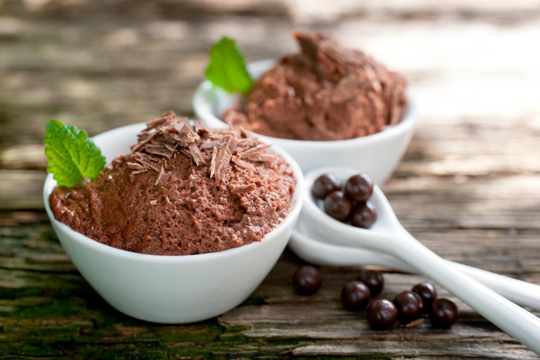 Creme de chocolate com vinho (Foto: Divulgação)