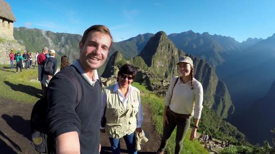 América do Sul Sobre Rodas: Machu Picchu