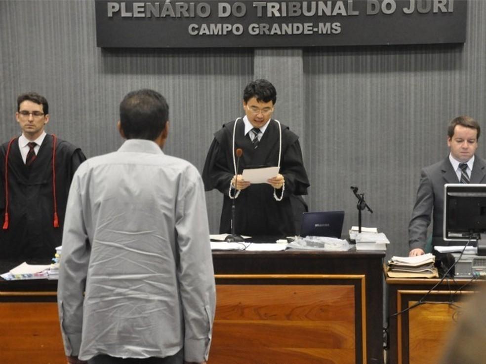 Agnaldo Ferreira Gonçalves, foi condenado, em 2011, a 14 anos de prisão pelo crime — Foto: Arquivo G1