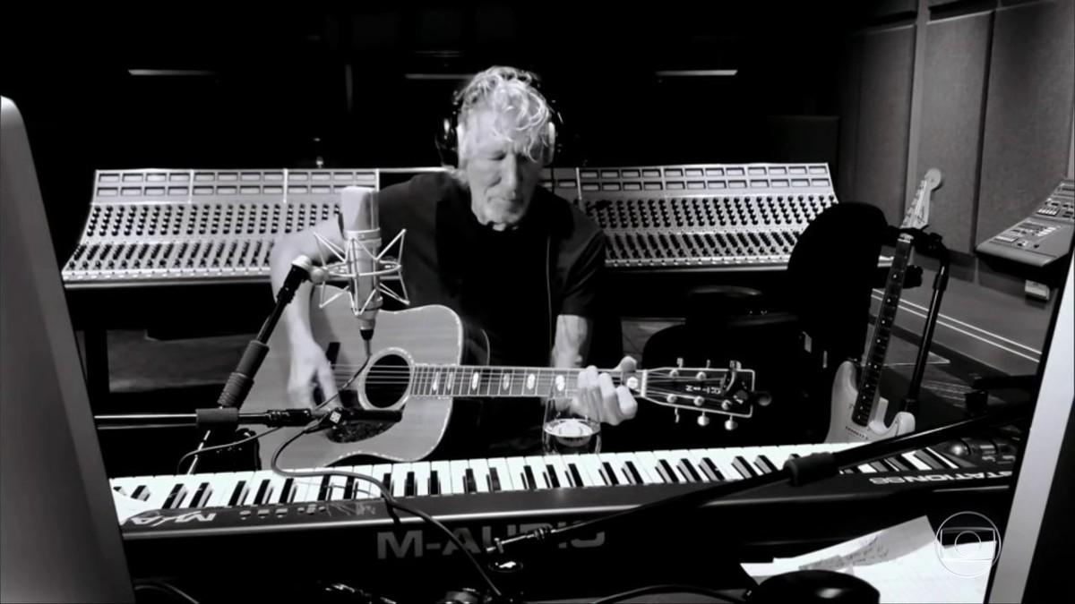 "Roger Waters lança filme que conta a turnê ""Us + Them"" | Jornal da Globo"