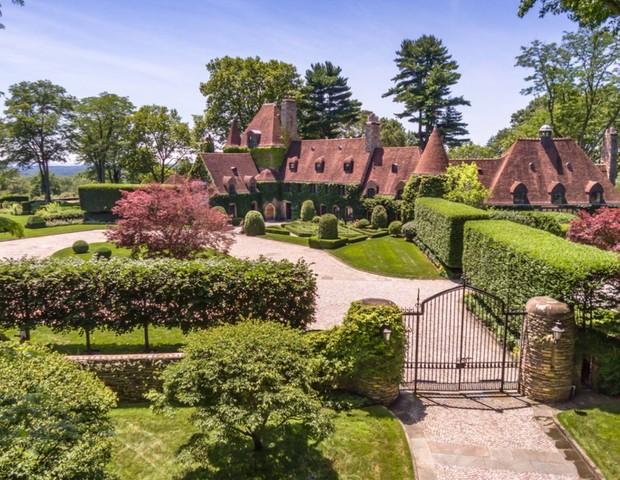 """Tommy Hilfiger coloca mansão """"de contos de fada"""" à venda por R$ 250 milhões (Foto: Divulgação)"""