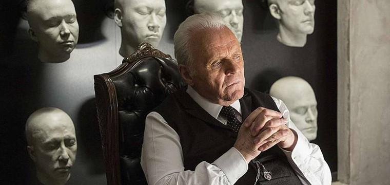 Anthony Hopkins em Westworld (Foto: Divulgação)