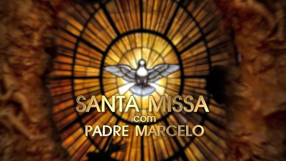 Santa Missa, programa mais antigo da TV Globo, também é exibido pela Internet, via Globoplay — Foto: Reprodução/TV Globo