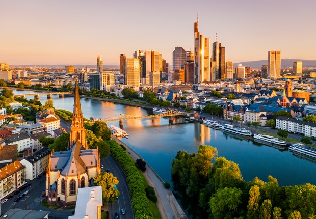 Frankfurt, Alemanha (Foto: Anton Petrus via Getty Images)