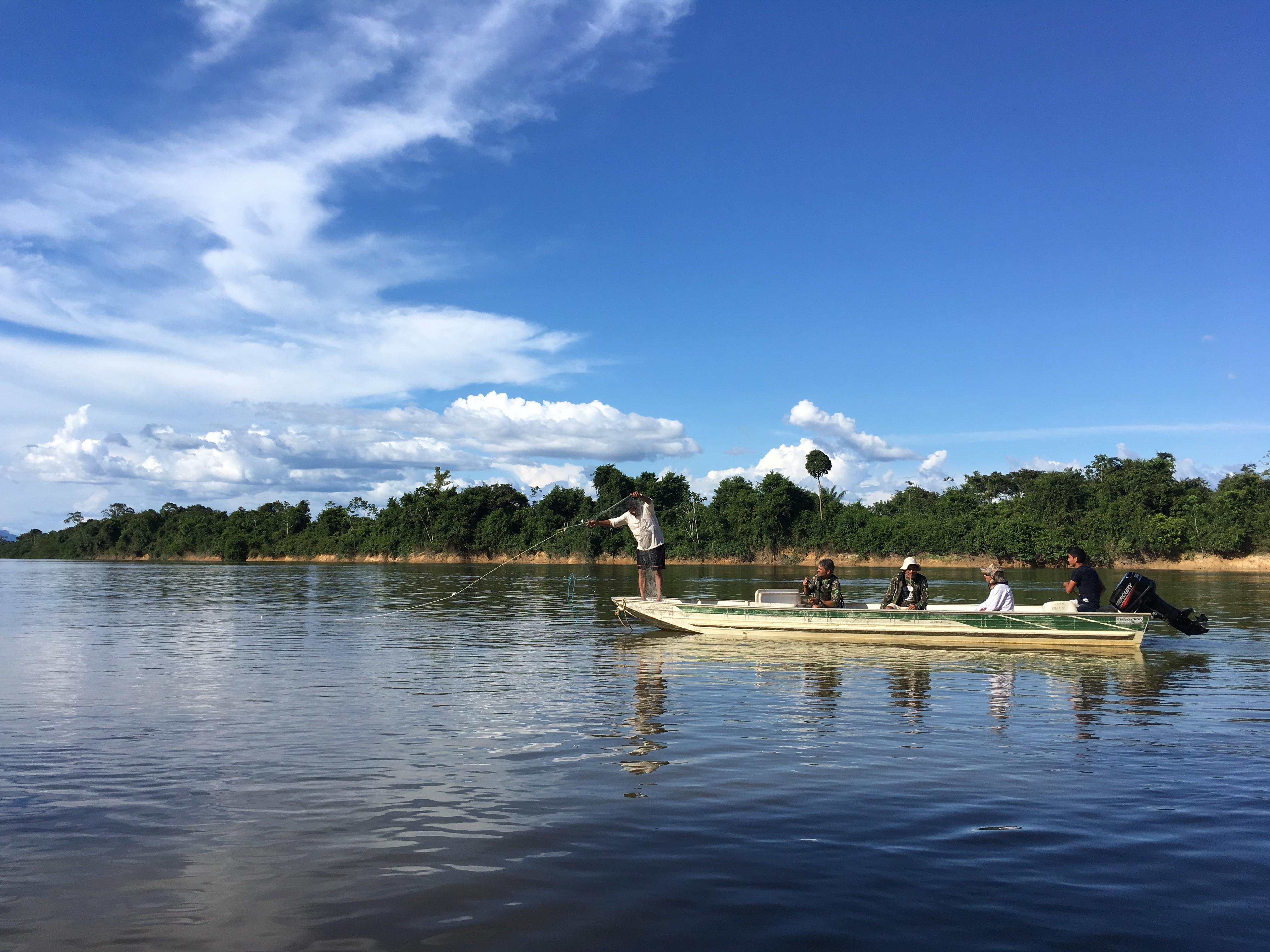 Pesquisa quer identificar nível de contaminação por mercúrio em peixes nos rios de Roraima
