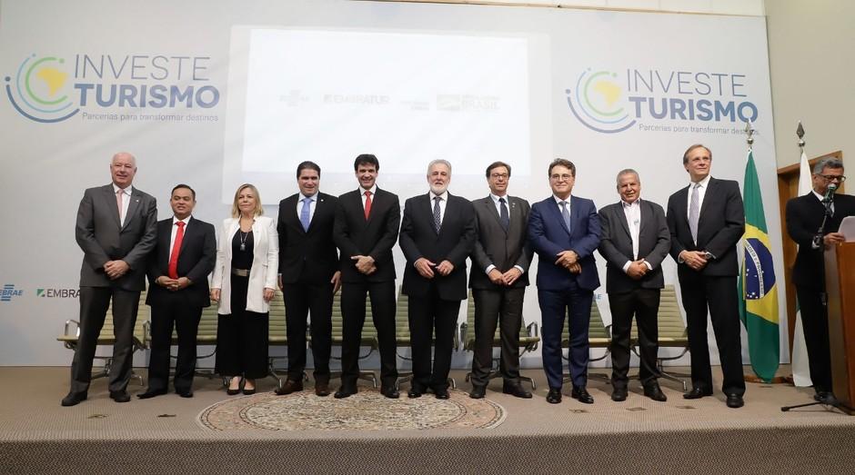 Convênio para impulsionar turismo foi assinado na terça (Foto: Agência Sebrae)