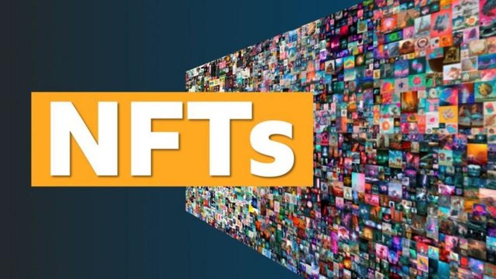 As NTFs podem custar centenas de milhares de dólares — Foto: BBC/BEEPLE