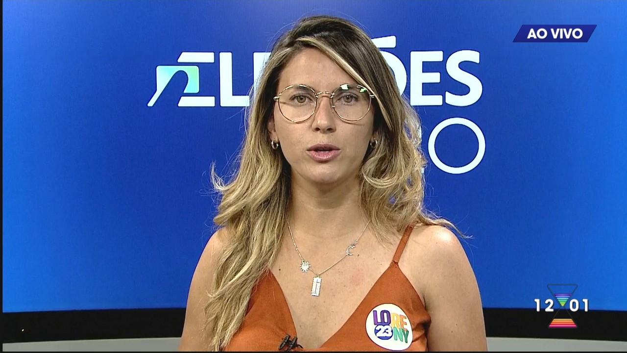 Link Vanguarda entrevista Loreny, candidata à Prefeitura de Taubaté