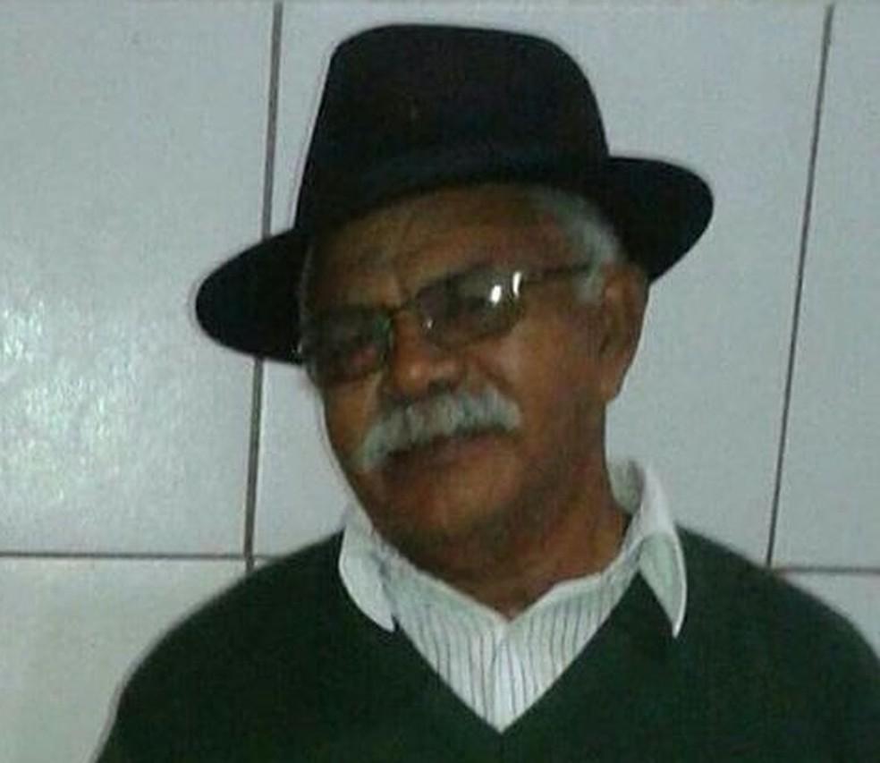Irmão Firmino morreu  nesta terça-feira (27), aos 69 anos, vítima de um câncer (Foto: Alexsandro Moura/Arquivo Pessoal)