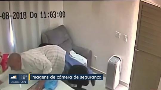 Homem furta celular de padre durante missa no DF; veja vídeo