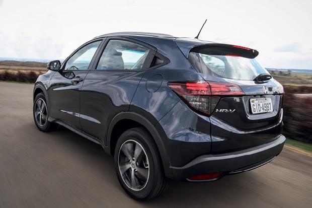 Honda HR-V EXL (Foto: Divulgação)