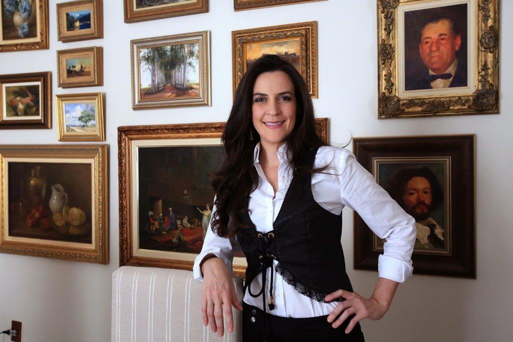 analista da Agrifatto Lygia Pimentel (Foto: Rogerio Albuquerque/Editora Globo)