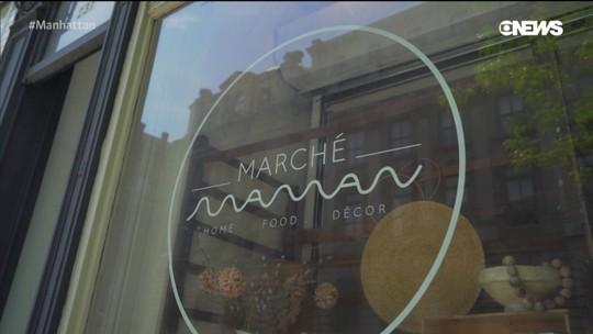 Coffee shop francês se destaca em Nova York