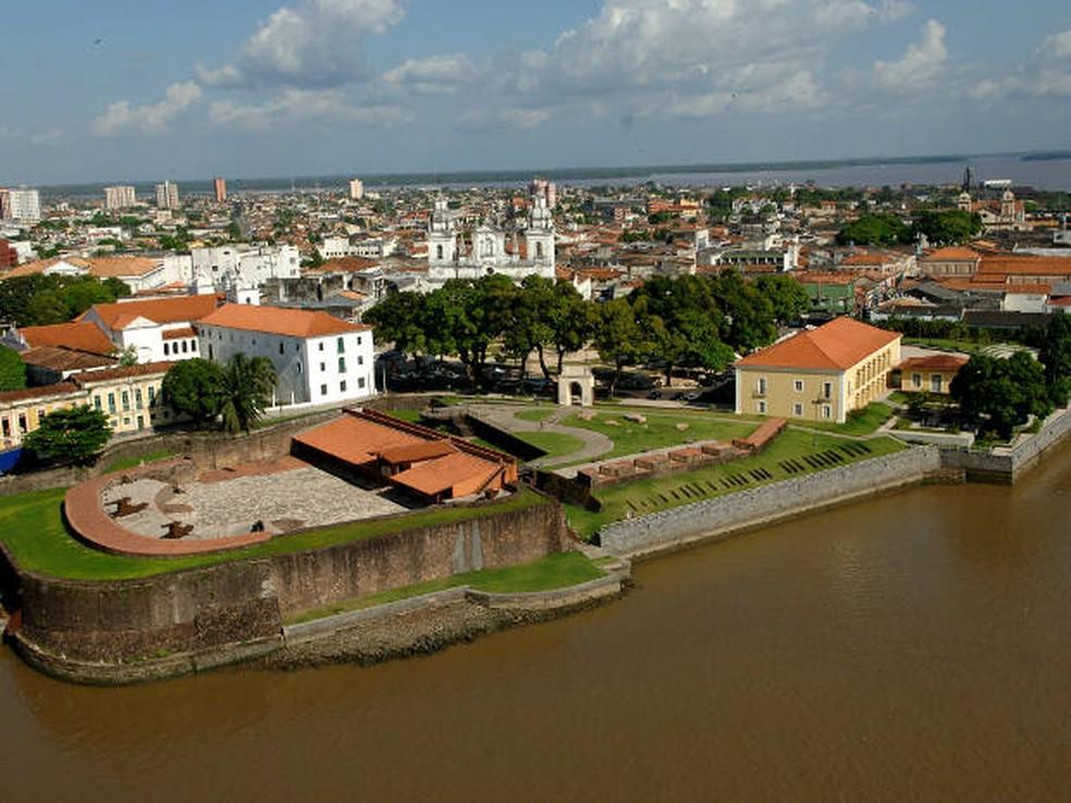 -  Projeto percorre ruas da cidade e tem o objetivo de valorizar a memória da capital paraense.  Foto: João Ramid/ O Liberal