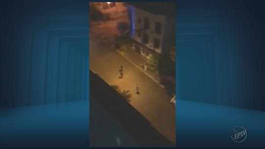 Agente penitenciário mata homem em briga em São Lourenço, MG