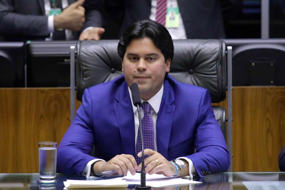 Presidente interino do PP, deputado André Fufuca (MA) — Foto: Foto: Luis Macedo/Câmara dos Deputados