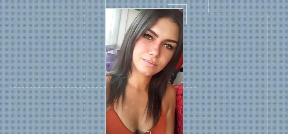 Luara Macedo foi socorrida e está internada no Hospital Municipal Balsas Urgente — Foto: Reprodução/TV Mirante