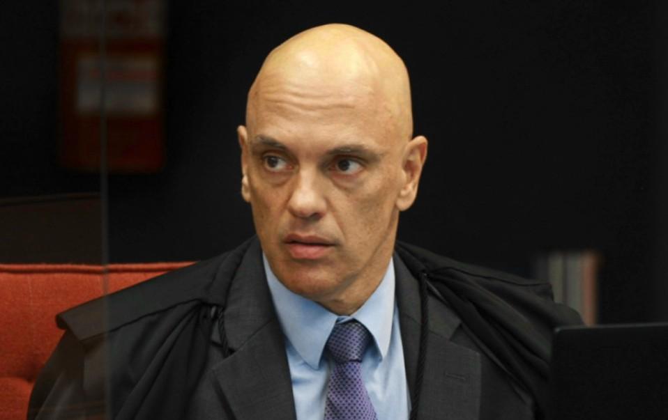 O ministro do Supremo Tribunal Federal Alexandre de Moraes