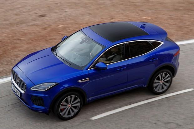 Jaguar E-Pace R-Dynamic (Foto: Divulgação)