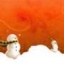 Papel de parede: Snowmen