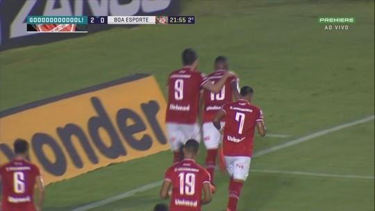Confira os melhores momentos de Vila Nova 2 x 0 Boa Esporte