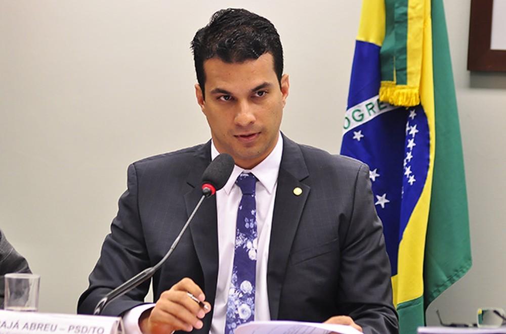 Senador Irajá Abreu é condenado por irregularidades com funcionários em fazendas - Notícias - Plantão Diário
