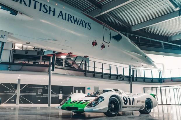 Ambos veículos foram esculpidos pela aerodinâmic (Foto: Divulgação)