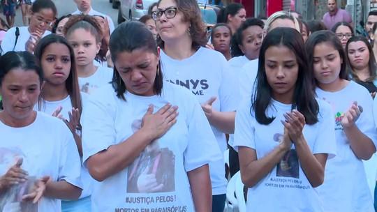 Ato ecumênico homenageia mortos de Paraisópolis