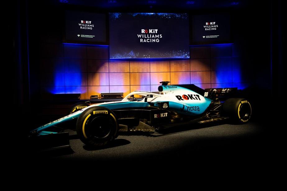 Williams lança carro para tentar sair do fim do pelotão com retorno de Kubica e estreia de Russell