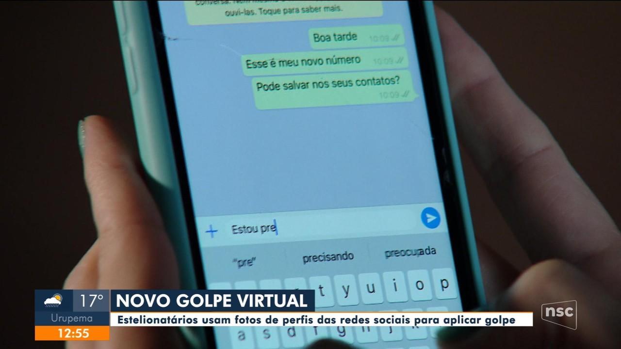 Polícia alerta para novo golpe virtual