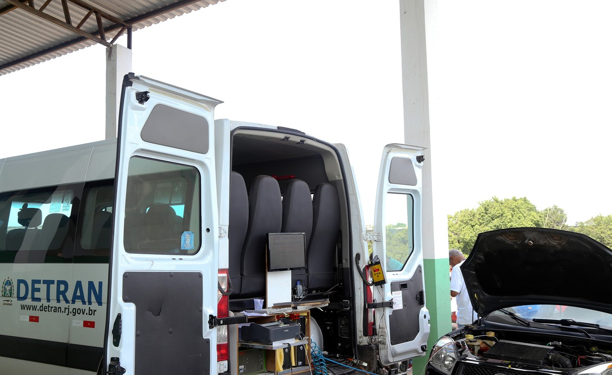 São Francisco de Itabapoana, RJ, recebe vistoria itinerante do Detran