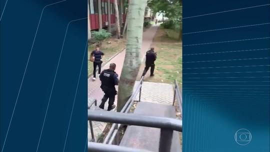 Homens armados roubam carga de caminhão próximo a campus da UFRJ