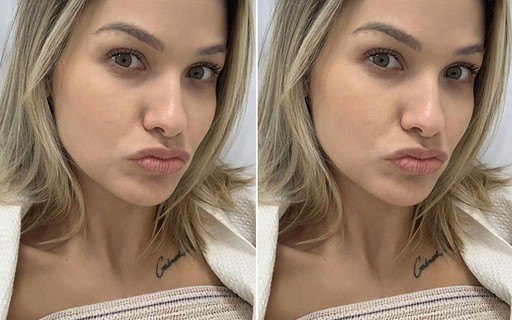"Andressa Suita Troca Próteses De Silicone: ""Supertranquila"