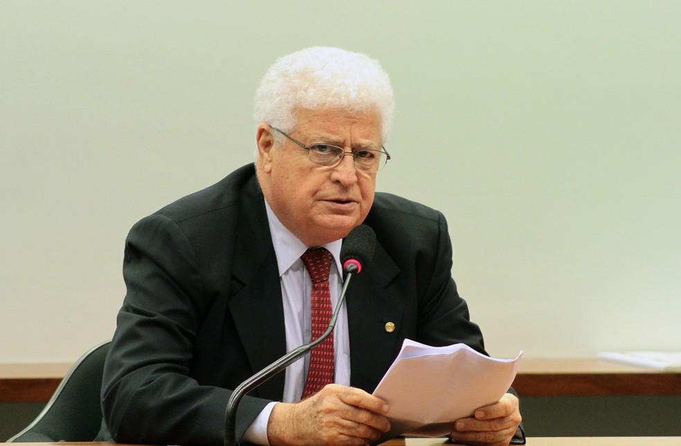 Deputado Nelson Meurer — Foto: Viola Junior/Câmara dos Deputados