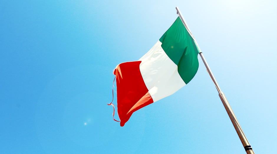 bandeira, italia (Foto: Reprodução/Pexels)