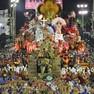 Foto: (estacio de sa, sapucai, carnaval 2017 / Alexandre Durão/G1)