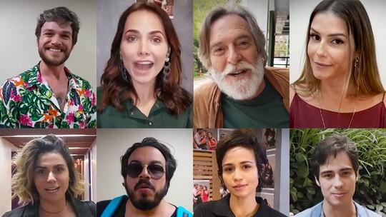 Elenco de 'Segundo Sol' resume os 100 capítulos em vídeo exclusivo