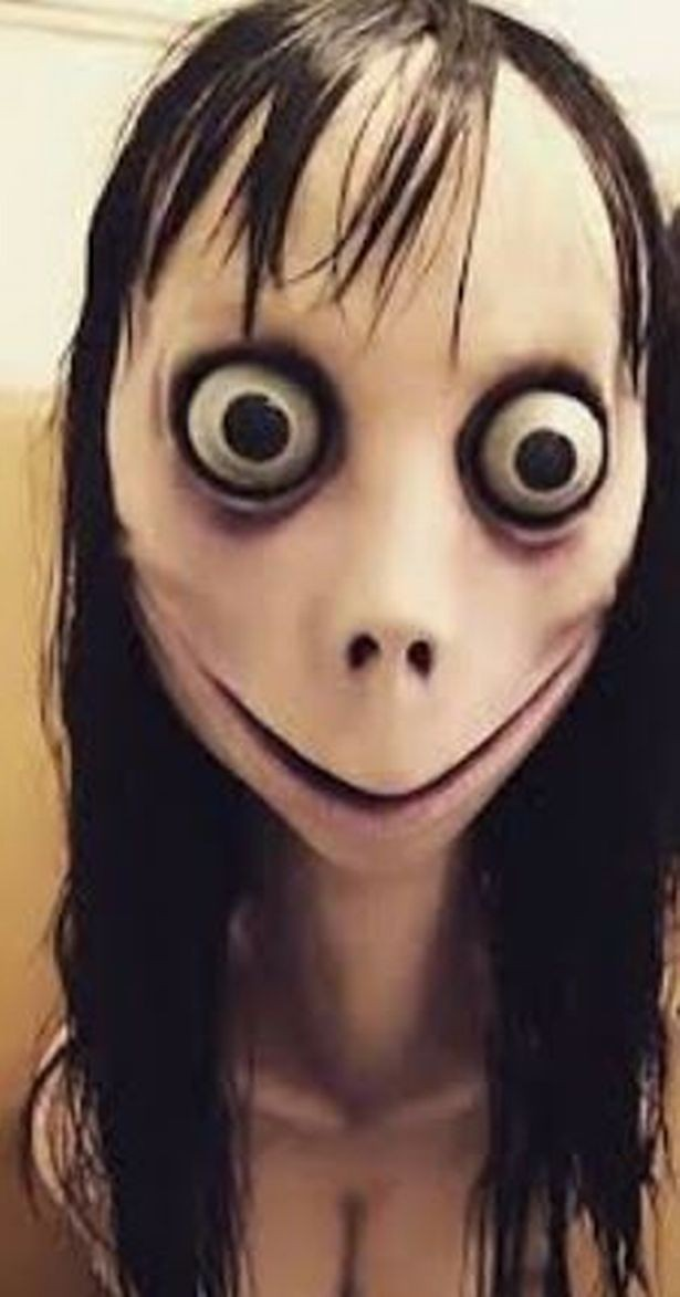 Momo (Foto: Reprodução Youtube)